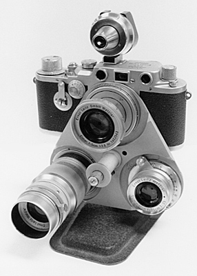 [ LEICA IIIa WITH TURRET ]